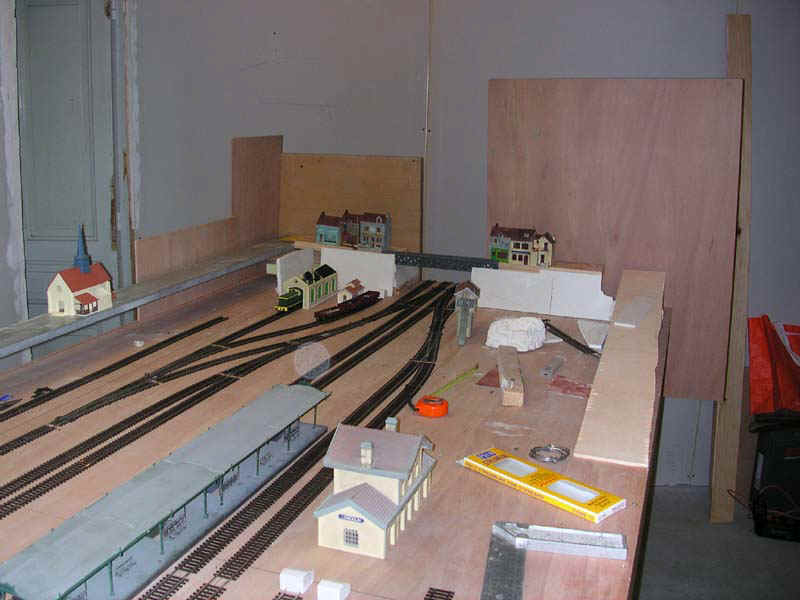 Grande gare page3 - Module de construction ...